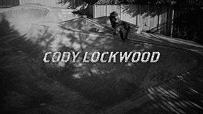 Cody Lockwood : Thunder Trucks