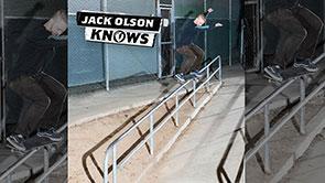 Jack Olson Knows!