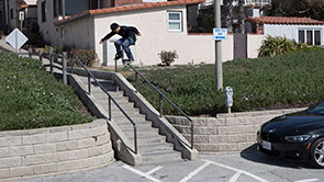 A day in Long Beach with Patrick Praman.