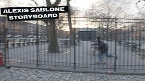 ALEXIS SABLONE 'STORYBOARD'