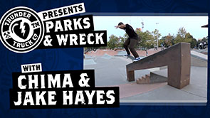 Parks & Wreck: Chima Ferguson & Jake Hayes