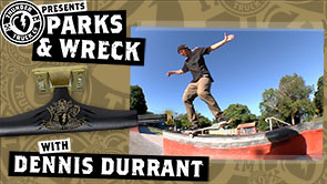 Thunder Parks & Wreck with Dennis Durrant