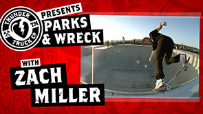 Parks & Wreck: Zach Miller