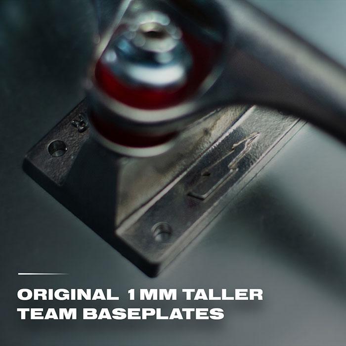 Original 1mm taller team baseplates.