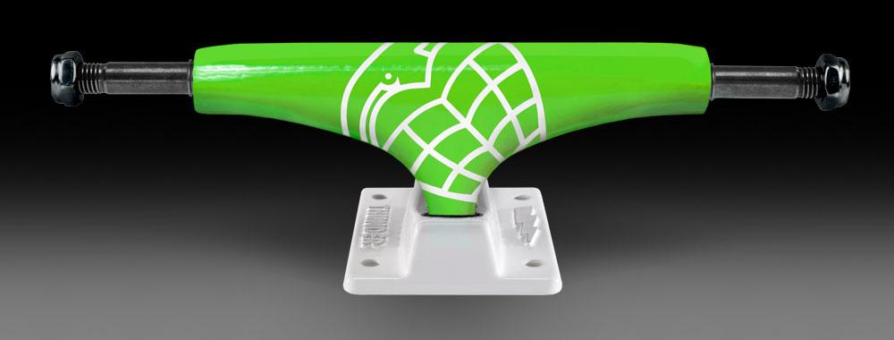 143 Neon Green Lights