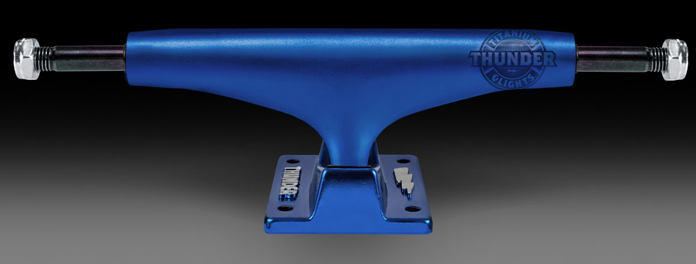 Titanium Lights III Blue
