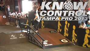 Know Control Tampa Pro 2013