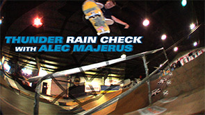 Thunder Rain Check: with Alex Majerus