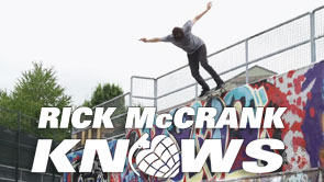 Rick McCrank Knows